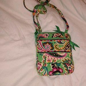 Vera Bradley Crossbody Bag/ Satchel